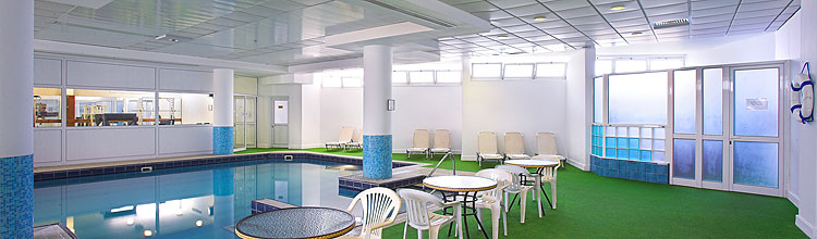 IndoorSwimming PoolGymFitnessRoom